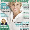 Ellen is The Australian Women's Weekly March 2013 Cover Girl