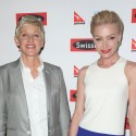 First Look: Ellen & Portia Arrive at the  Swisse Wellness Party, Melbourne + Video Interview