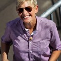Ellen Laughs it Up on Sydney Harbour in Her Trademark Fun & Friviolity Style